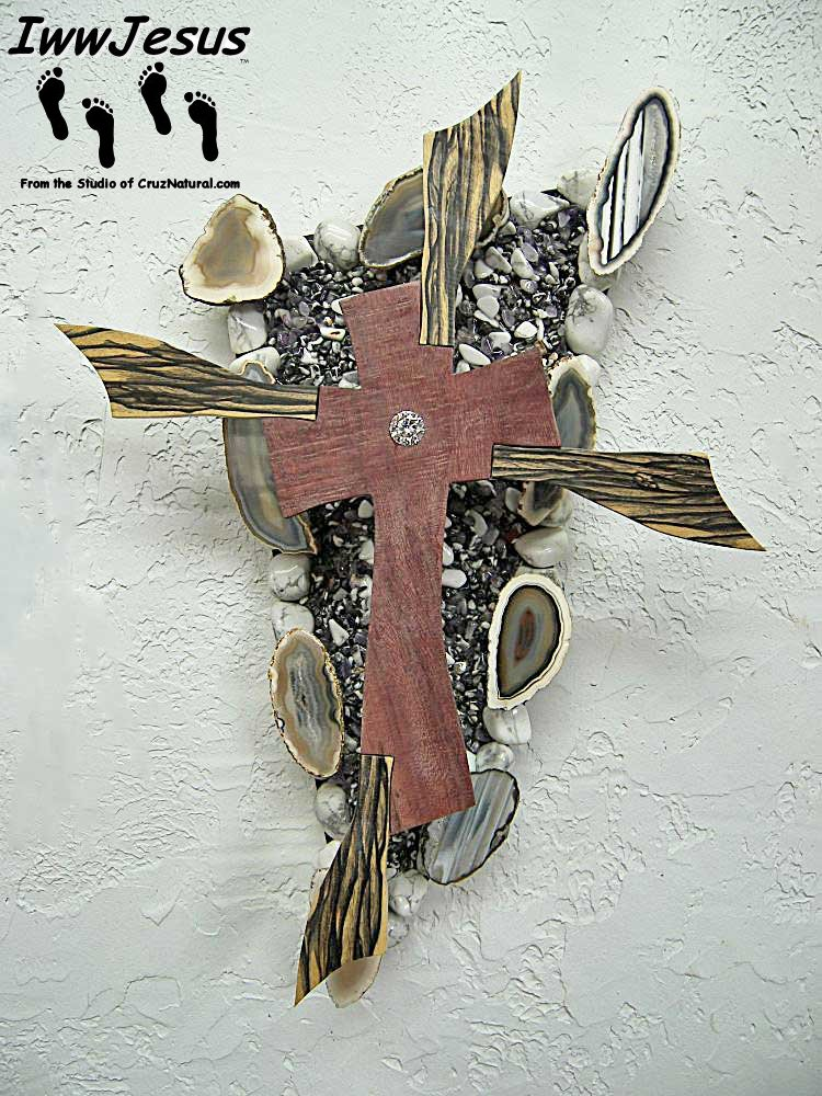 Born Again Cross