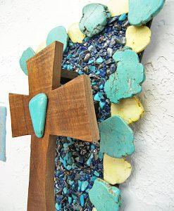 Shimmering Cross