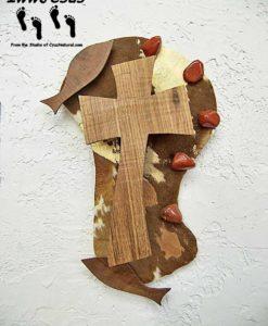 the five loaves cross