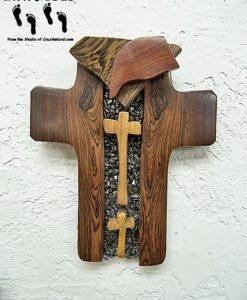 The Spirit of God Cross